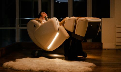 Массажный механизм MaxTrack™ - Массажное кресло DreamWave M.8
