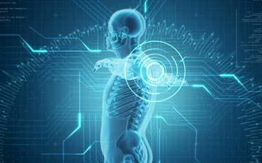 Сканирование тела - Массажное кресло Sensa S-Shaper Black