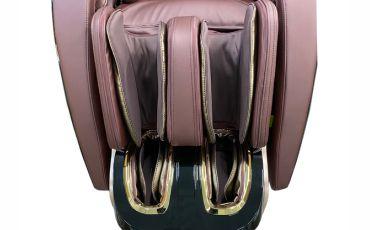Воздушно-компрессионный массаж голеней и стоп - Массажное кресло Bodo Palladium Bordeaux