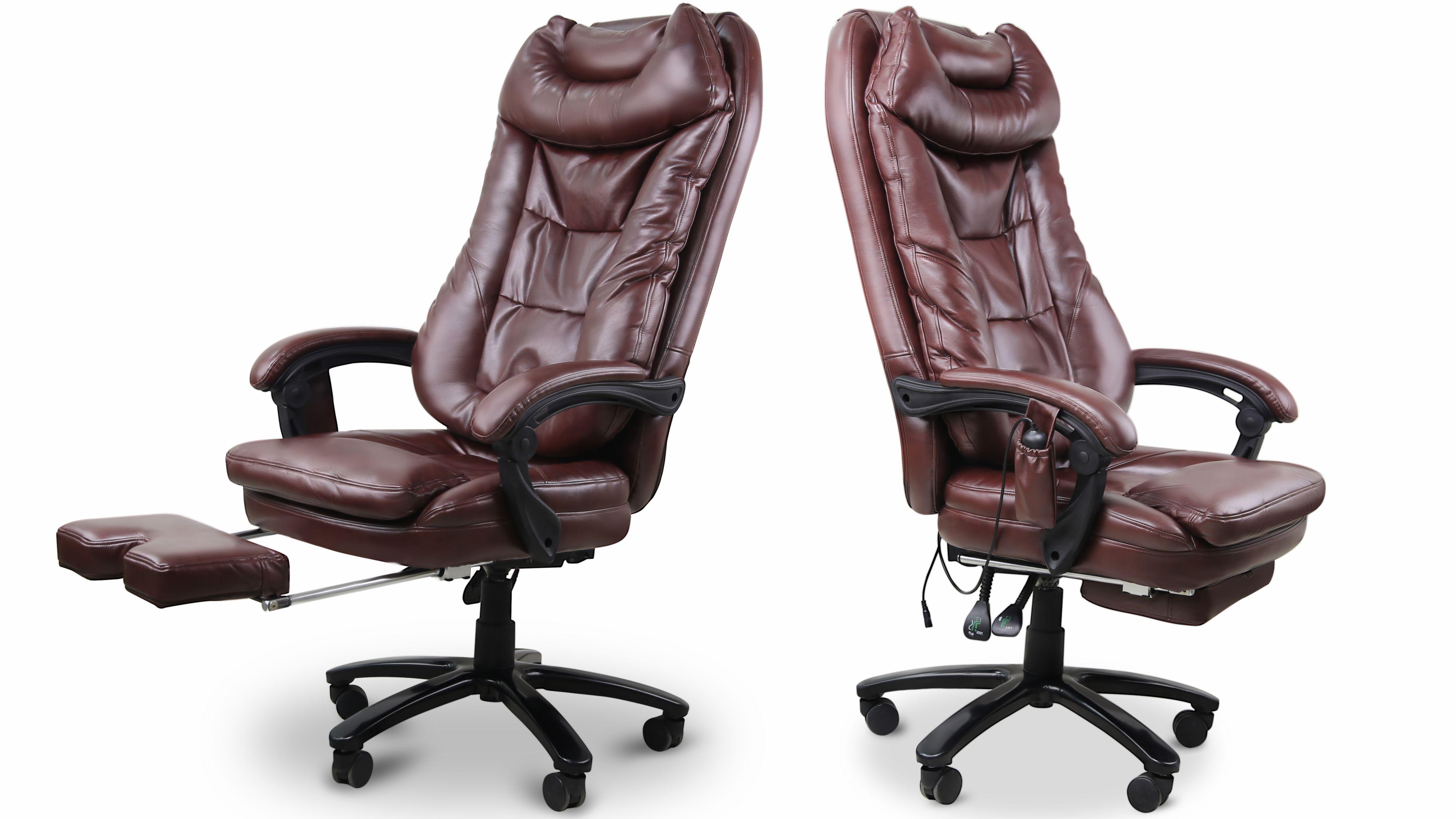 Эргономика, удобство и комфорт - Офисное массажное кресло Bodo Lurssen