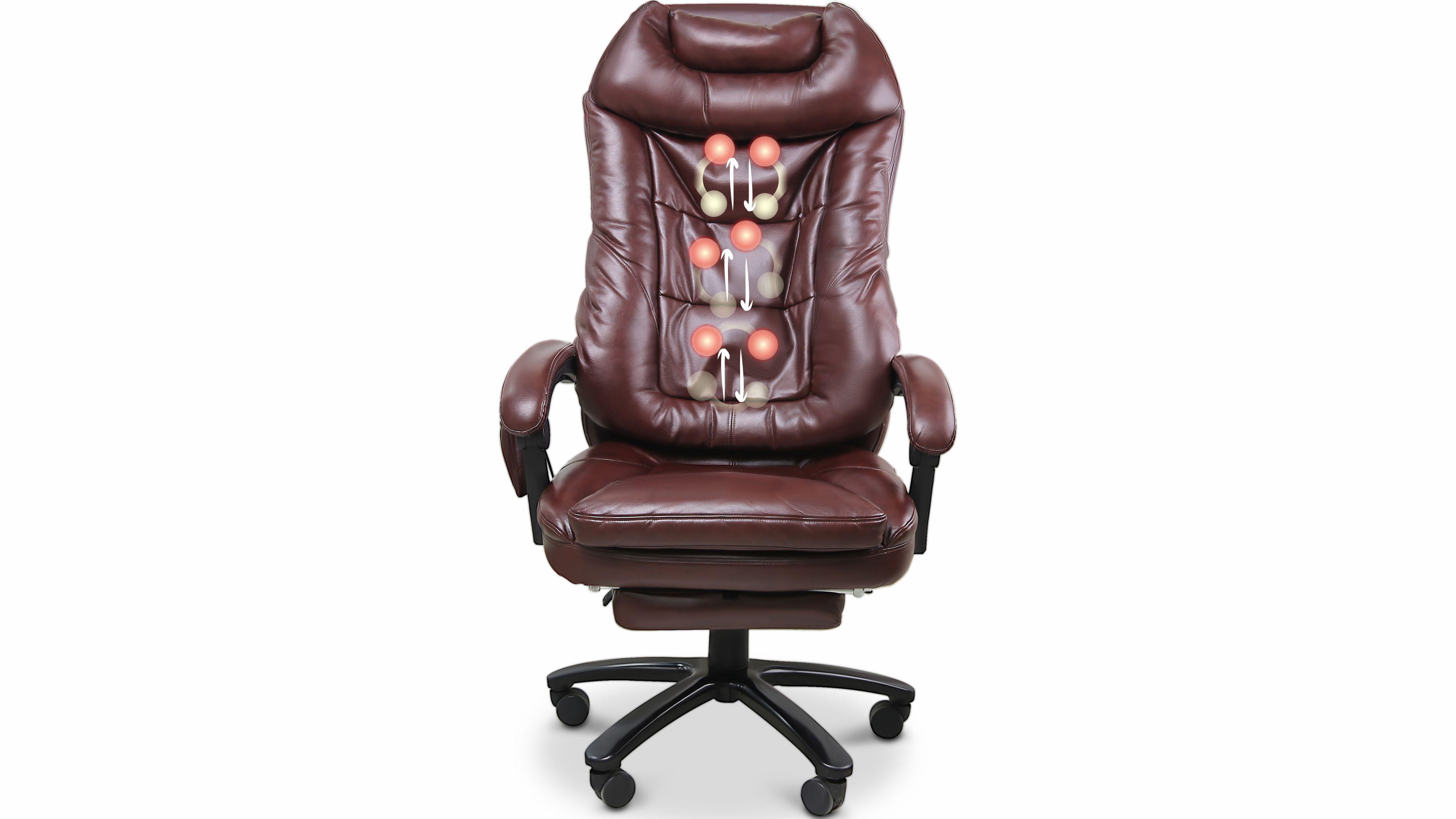 Шиацу массаж - Офисное массажное кресло Bodo Lurssen