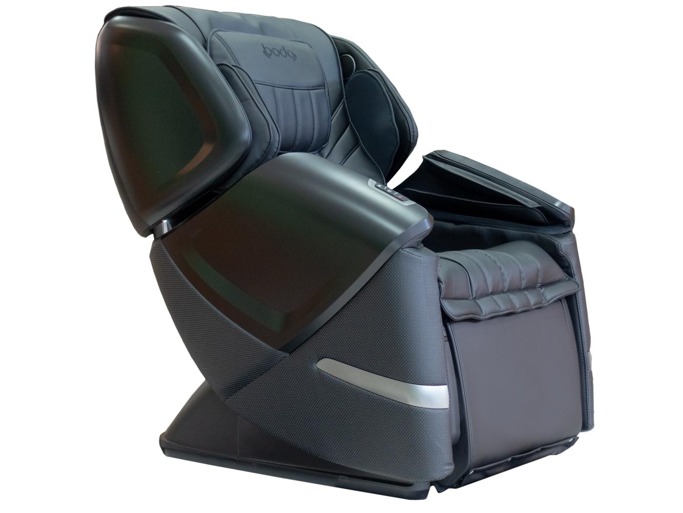 Удобная посадка - Массажное кресло Bodo Norton Black