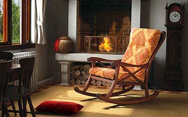 Функция кресла-качалки - массажные кресла