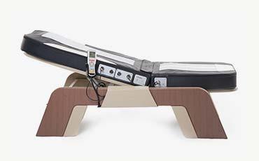 Регулировка угла наклона верхней части - Массажная кровать LuxTag Jmb 004 ALL