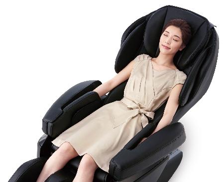 21 автоматическая программа - массажное кресло Fujiiryoki JP-1100 Brown