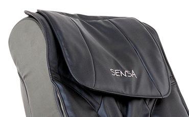 Двойная подушка-подголовник Vending - Массажное кресло Sensa Vending Black