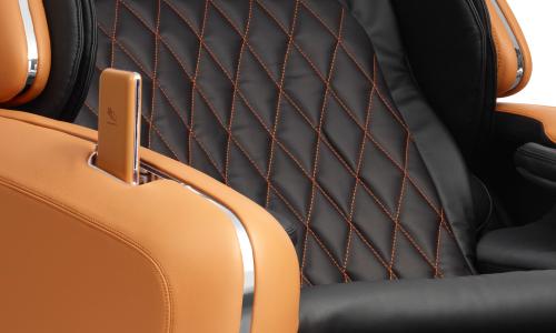 Алькантара - Массажное кресло OHCO M.8LE