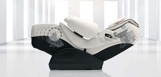 Гибридная система массажа - Inada Duet