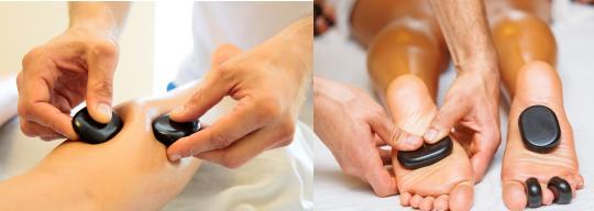 Инфракрасный прогрев ног - массажер для ног Bodo Dessan