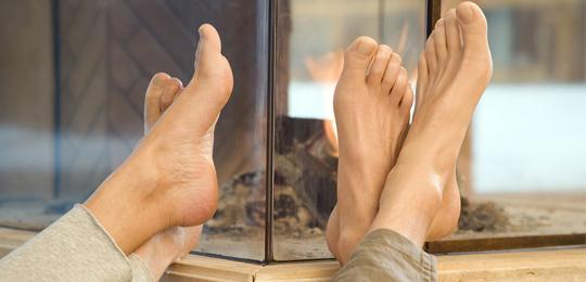 Большой размер ноги - массажер для ног Bodo Winkel